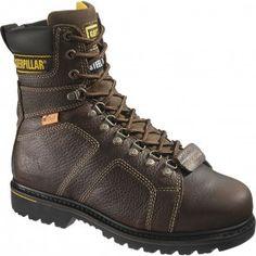 89967 Caterpillar Men s Silverton D3O Safety Boots - Brown www.bootbay.com  Обувь Кэжуал 5b60768c12f