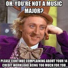 Non Music Majors @Natalie Pruett @Jasmine Johnson @Christie Sinclair - thought you ladies would highly appreciate this