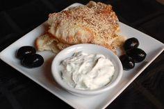 Armenian Flatbread..This whole dish looks soooo good right now :) Yum!