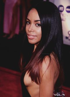 R.I.P Aaliyah - Her beauty was egyptian like