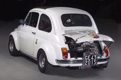 Fiat Abarth 695 Esse Esse Competizione (1969-1971)