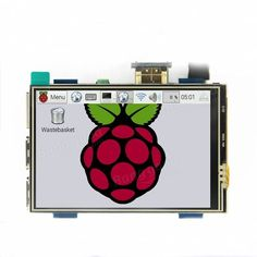 [US$23.36] MPI3508 3.5 inch USB Touch Screen Real HD 1920x1080 LCD Display For Raspberry Pi 3/2/B /B/A  #mpi3508 #inch #touch #screen #real #1920x1080 #display #raspberry