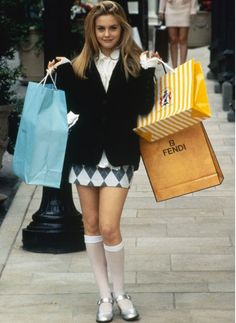 Cher Horowitz. Reminds me of my childhood