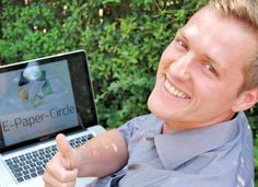E-Paper-Circle – einfach flexibel leihen   UNITEDNETWORKER Wirtschaft und Lebensart