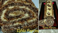 krantz-tekercs Cherry Cake, Hungarian Recipes, Sweets Recipes, Love Is Sweet, Banana Bread, French Toast, Food And Drink, Homemade, Cooking