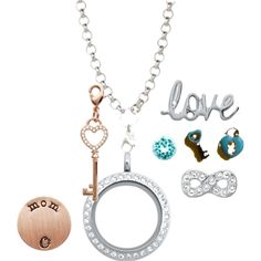 """""""Mom Locket"""" by kendra316 on Polyvore"""