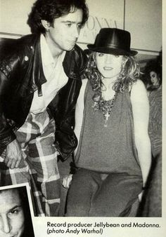 M and Jellybean 1984