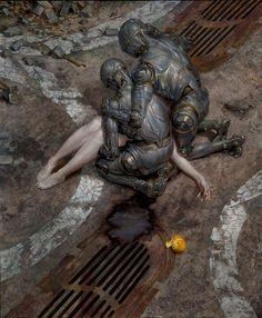 Donato Giancola - (Robot) Sorrow