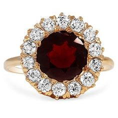 Love the gem!  The Roxbury Ring from Brilliant Earth