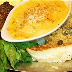 Garlic Butter Orange Roughy on BigOven: This is the Best fish recipe that has ever come out of my kitchen, and simple, i use my magic bullet cup to put the garlic, olive oil and butter in, melt it right in the microwave then pour it over my fish and cook it in my lil toaster oven. This recipe is a Keeper in my house, and im sure gona try it with other fish also, i served this fish with Rosemary and cheese mashed potatoes sprinkled with bread crumbs and a small ribeye steak.