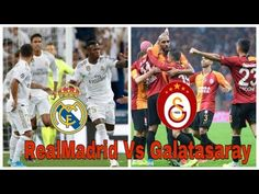 ?Real Madrid Vs Galatasaray live match Live Matches, Football Match, Sports News, Real Madrid, Baseball Cards, How To Plan