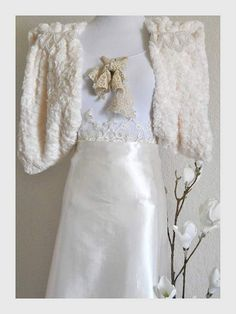 Jhivago style Wedding Cover up Sleeves Beaded by #EventOutlet