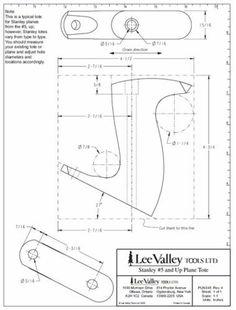 Shop's Log #20: How to Make a Handplane Tote - by terryR @ LumberJocks.com ~ woodworking community