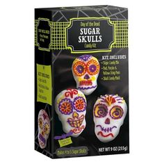 Halloween Shopaholic: Zombie and Day of the Dead Cookie Kits for Halloween