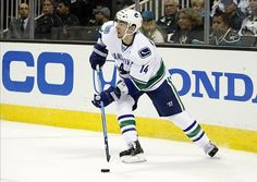 Vancouver Canucks  Alexandre Burrows