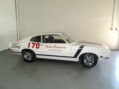 1970 Ford Maverick Bonneville Salt Flat Racer