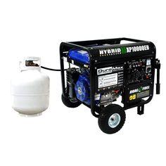Portable Power Generator Hybrid 1000watt Fuel Gas Dual Mode Propane Power Outage #PowerOutageGenerator