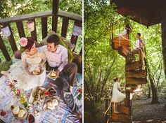 Loving this stair!  eco friendly elopement ideas http://helinebekker.co.uk/