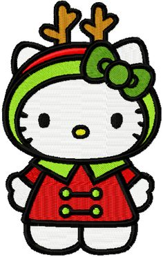 hello kitty christmas - Buscar con Google