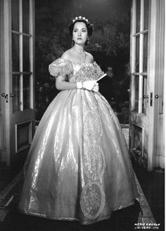 Merle Oberon - star of Wuthering Heights, 1939