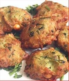 There are many variety of dishes made from eggs. But eggs are mostly eaten in breakfast as half-fried, boiled and omelets.This is a very different American recipe of eggs, it's pakoras . Non-vegetarians will definitely find this recipe very interesting. It consists roasted chana (gram) and poppy seeds which give it a very different taste and crisp.