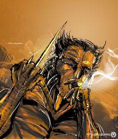 Weapon X by dvnmyls.deviantart.com on @DeviantArt