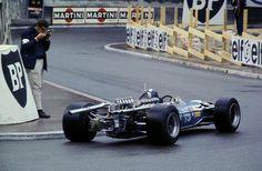 Jean-Pierre Beltoise, Matra MS11, 1968 Monaco Grand Prix