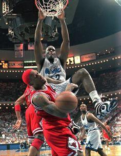 Shaquille O'Neal, Orlando Magic.