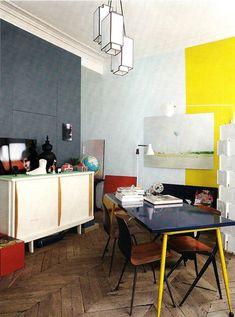 wonen in een jaren 50 appartement-nsmbl (2)