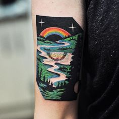 Thank you Kate! Done at @dukestreet.tattoo during my guest spot last week