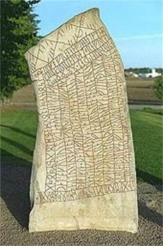 runes stone