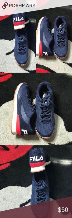 best service 15598 635b7 MEN FILA SNEAKERS Brand new Super comfy Cool sneakers Fila Shoes Sneakers