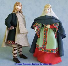 Anglo Saxon Costuming (on dolls)Google Image Result for http://www.costumecavalcade.co.uk/1066.jpg