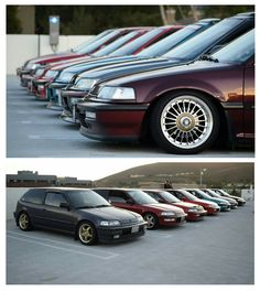 TBT to when a group of friends and I had a little 4th gen civic meet up. We need to get another one going soon #Honda #civic #hondacivic #hondalife #hondalove #car