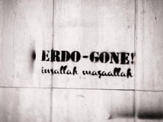 erdo-gone #direngezi #ocupygezi