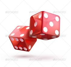 Realistic Graphic DOWNLOAD (.ai, .psd) :: http://jquery-css.de/pinterest-itmid-1002640331i.html ... Red Dices ...  bet, chance, color, cube, dice, die, dot, fun, gamble, gambling, game, icon, illustration, isolated, leisure, luck, lucky, number, object, pair, play, red, risk, rolling, shiny, success, symbol, vector, wager, win  ... Realistic Photo Graphic Print Obejct Business Web Elements Illustration Design Templates ... DOWNLOAD :: http://jquery-css.de/pinterest-itmid-1002640331i.html