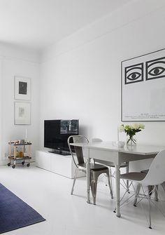 40m2 on pinterest square meter studio apartments and for Apartment design 40m2