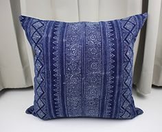 "18"" x 18"" Square Throw Pillow Cover made from Hmong Indig... https://smile.amazon.com/dp/B01M15O9OC/ref=cm_sw_r_pi_dp_x_gjBiyb9CQWJTH"