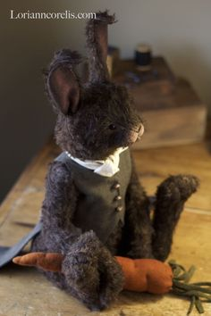 Wilson . . . a most dapper hare