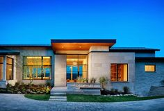 architecture-contemporary-house-plans-with-walkout-basement-combine-clear-glass-door-and-windows-in-black-aluminium-frame-with-wonderful-blue-sky-modern-house-plans-with-walkout-basement. Contemporary House Plans, Modern House Plans, Modern House Design, Contemporary Architecture, Architecture Design, Building Architecture, Residential Architecture, Landscape Architecture, Contemporary Design