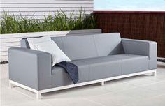 Club Upholstered Triple Lounge CLULOUTK 1