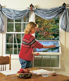 Double-Hung Windows will restore the essence of traditional beauty to your home.