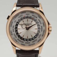 Patek Philippe Hora Mundial/World Time (Ref. 5130R)