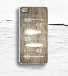Faux Wood & Arrows iPhone Case | Collections iPhone | Hello Nutcase | Scoutmob Shoppe | Product Detail