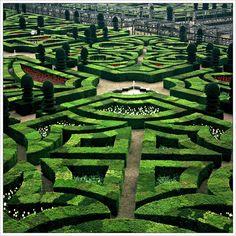 ✭ Chateau de Villandry Gardens - France