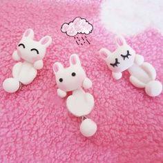 New Lovely Rabbit Handmade Earrings, Various Styles
