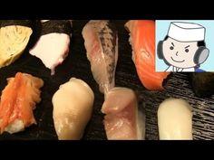 にぎり鮨♪  How to make Nigiri Sushi♪  壽司♪