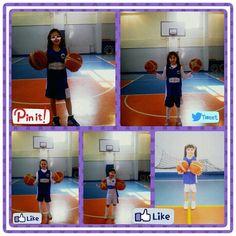 Basketbol kız grubumuzdan prensesler