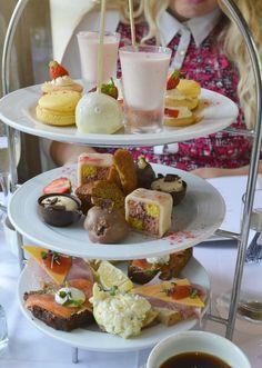 Afternoon Tea At Killashee House Hotel and Spa ♥