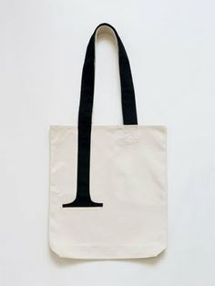 serif tote. Perfect for my current project. @Stephanie Shoup
